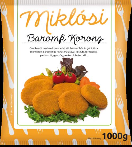Miklósi Baromfi korong