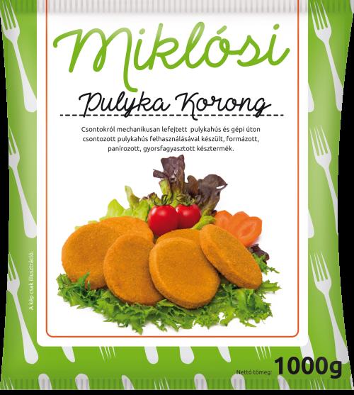 Miklósi Pulyka korong