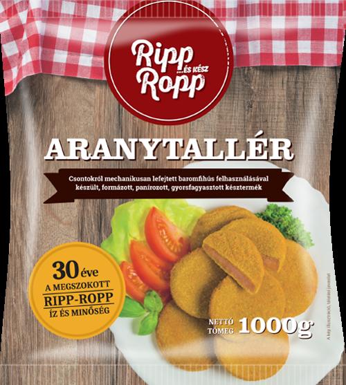 Ripp-Ropp Aranytallér 1000 g