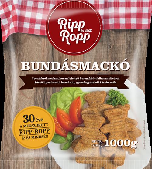 Ripp-Ropp Bundásmackó