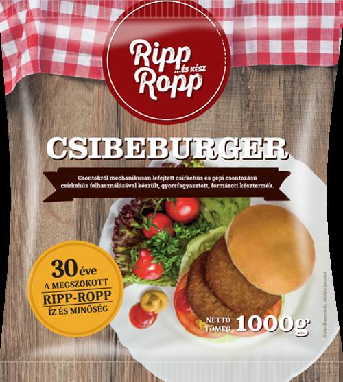 Ripp-Ropp Csibeburger
