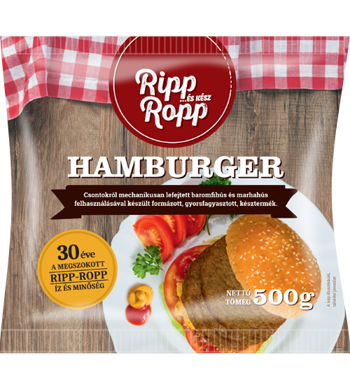 Ripp-Ropp Hamburger