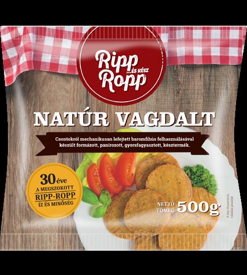Ripp-Ropp Natúr vagdalt 500g