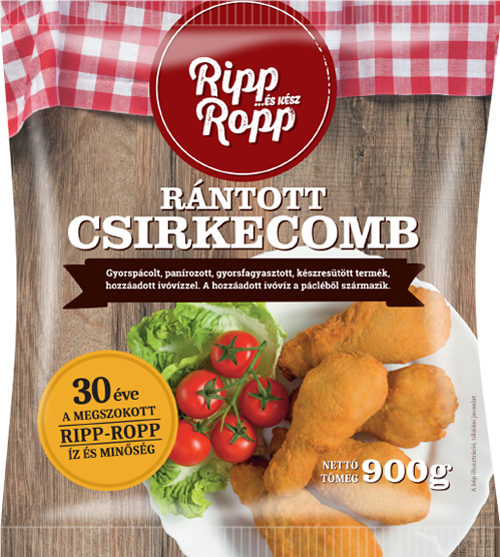 Ripp-Ropp Breaded Chicken Thighs