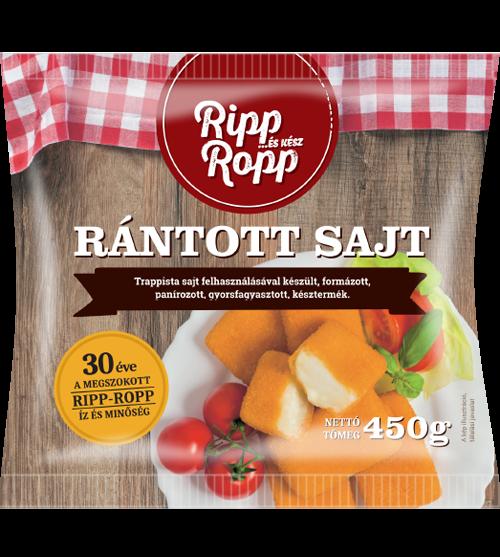 Ripp-Ropp Rántott sajt